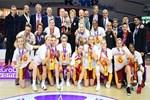Avrupa Kupası'nda şampiyon Galatasaray