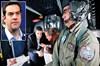 Türkiye'yi tehdit edip 'Kimseden korkmuyoruz' diyen Yunan Başbakanı Çipras, helikopterinin...
