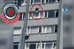 Şişli Etfal Hastanesi'nde bir kişi 7'inci kattan atladı!