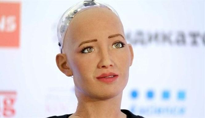 Robot Sophia, Türk olmak istiyor