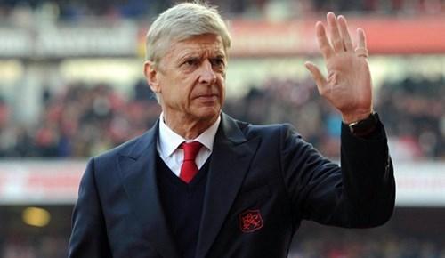 Arsene Wenger'den beklenmeyen veda!