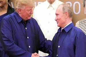 Putin ve Trump'ın 'fahişe' sohbeti!
