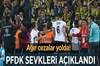 TFF, Fenerbahçe kulübünü derbideki saha olayları nedeniyle PFDK'ya sevk etti. Tribünlerle olay...