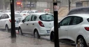 Hatay'da sağanak yağış sel getirdi!