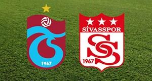 Sivasspor, Trabzonspor'u yıktı!