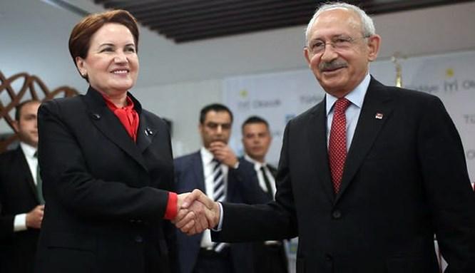 CHP'li 15 vekil İYİ Parti'ye geçti!