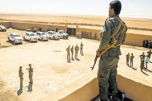 ABD'den YPG'li teröriste eğitime devam!