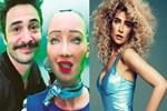 Ahmet Kural'ı robot Sophia ile gören hayranları coştu!