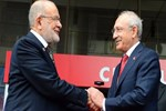 CHP ile Saadet Partisi liderlerinden ortak açıklama