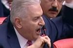 23 Nisan oturumunda Başbakan Yıldırım'ı kızdıran sözler