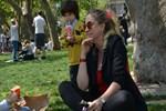 Yeliz Yeşilmen çocuklarıyla piknik yaptı