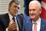 Başbakan Yıldırım'dan Abdullah Gül'ün adaylığı ile ilgili flaş sözler