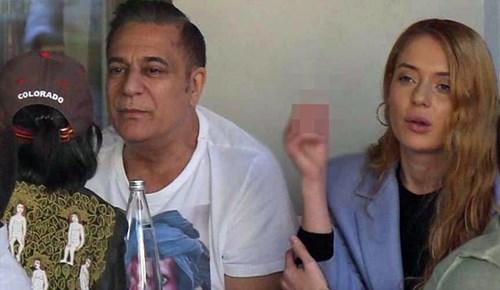 Mehmet Ali Erbil'in kederi kısa sürdü