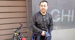 Serdar Ortaç, bisiklet sezonunu açtı