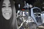 Model Gülhan feci kazanın kurbanı oldu!