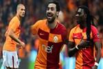 G.Saray'ın golcüleri, Beşiktaş'ı 3'e katladı!