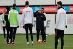 Fatih Terim'in Beşiktaş derbisi taktikleri
