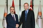 Cumhurbaşkanı Erdoğan ile BBP lideri Destici görüştü