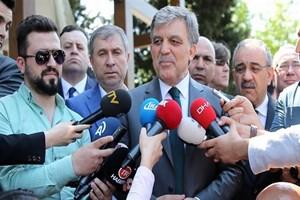 Abdullah Gül: