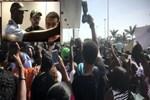Tolgahan Sayışman Angola'da Hollywood yıldızı gibi karşılandı!