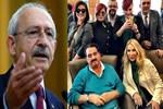 Kılıçdaroğlu'ndan sınır ziyaretindeki sanatçılara sert sözler!