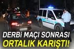 Adana'da derbi sonrası kavga çıktı!