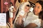 Berkay'ın eşi mevlitte mini elbise giydi