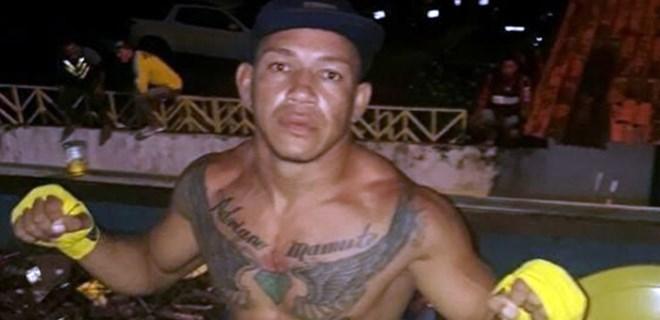 Brezilyalı dövüşçü evinde infaz edildi!