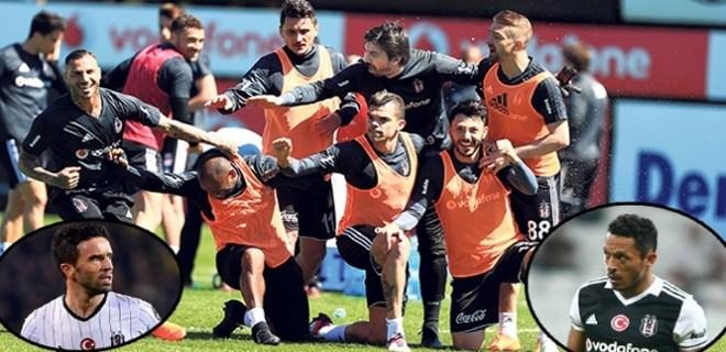 Gönül yetişiyor, Adriano ortada!