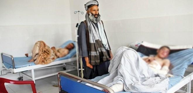 Afganistan'da kan donduran vahşet!