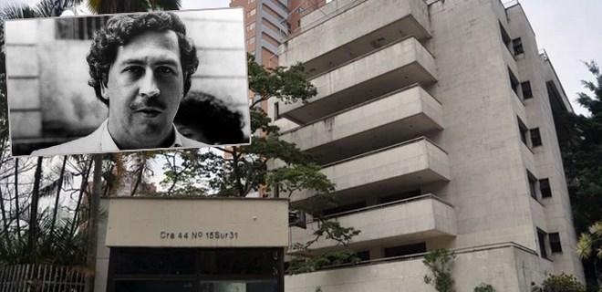 Pablo Escobar'ın evi yıkılmak isteniyor!