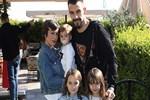 Alvaro Negredo'nun aile saadeti