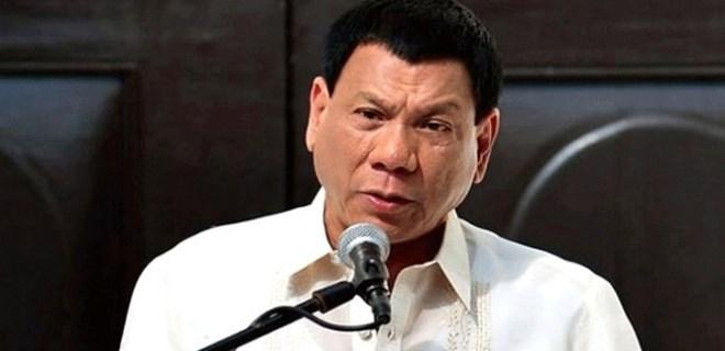 Filipinler liderinden ağız dolusu küfür!..