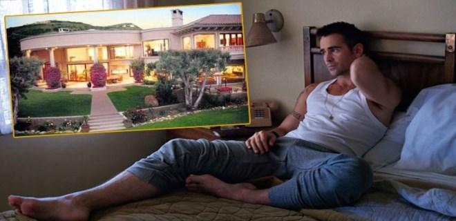 Colin Farrell kötü alışkanlıklarından kurtulacak