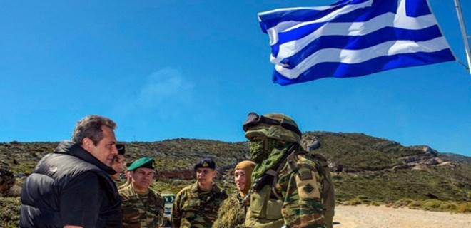 Yunanistan Savunma Bakanı'ndan akıl almaz tehdit!