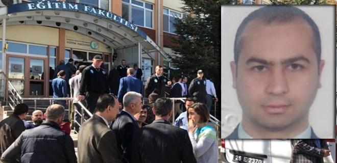 Osmangazi Üniversitesi'ndeki katliam ile ilgili şok detaylar!