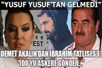 Demet Akalın'dan İbrahim Tatlıses'e: