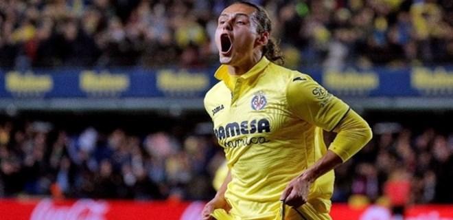 Villarreal'de ayın futbolcusu Enes Ünal