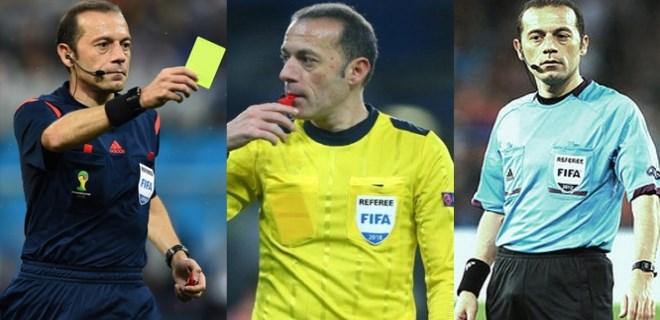 Cüneyt Çakır'ın Dünya Kupası'nda kazanacağı ücret belli oldu!