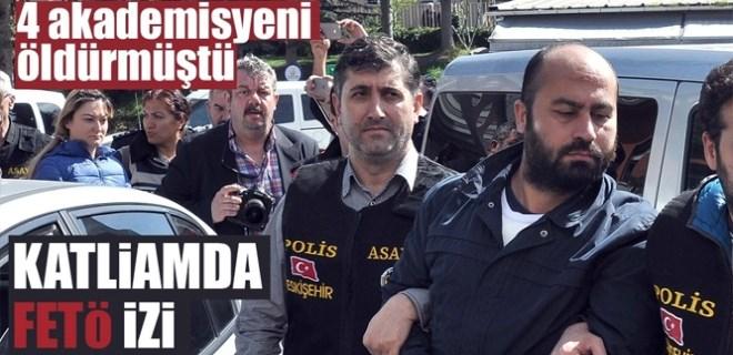 Osmangazi Üniversitesi'ndeki katliamda FETÖ izi!