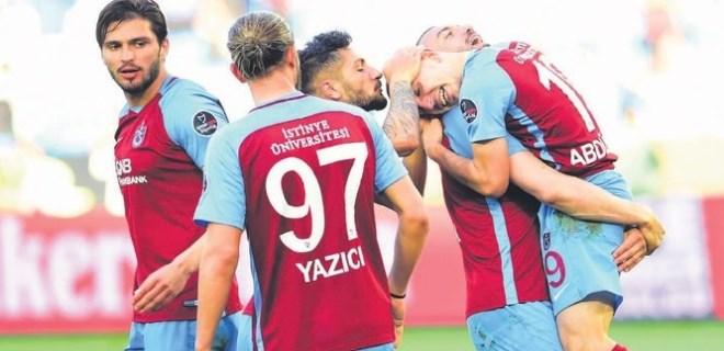 Trabzonspor Avrupa hedefinden vazgeçmiyor