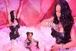 Rihanna çocukluğuna döndü
