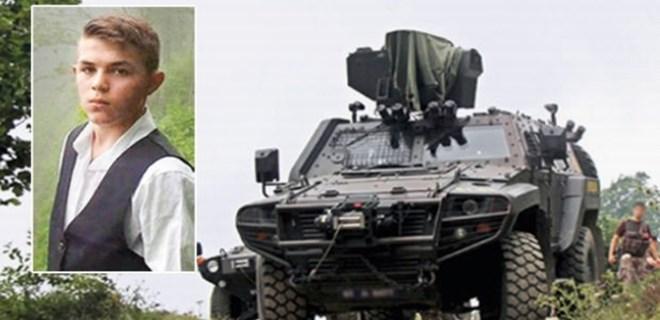 Gümüşhane'de 2 askeri yaralayan teröristler Eren Bülbül'ün katilleri çıktı!