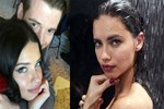 Adriana Lima'dan 'Özledim' selfie'si