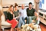 Kobal ailesini buluşturan doğum günü