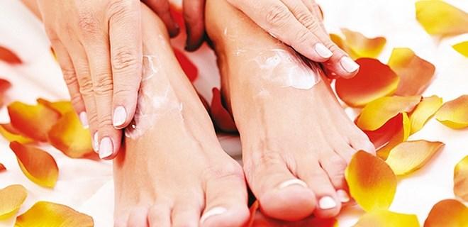 Kusursuz ayaklar için öneriler