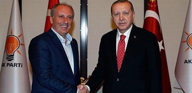 İnce - Erdoğan görüşmesinde neler yaşandı