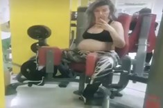 Nazlı Hamarat paylaştığı video ile şaşırttı!