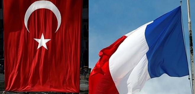 Türkiye'den Fransa'ya bildiri tepkisi!