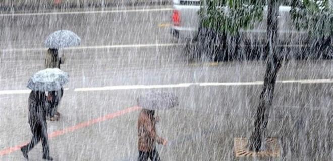 Yağışlar ne zaman sona eriyor?